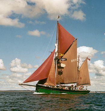Provident, Werner Jurkowski, Sail Esbjerg / Cutty Sark 2001 , 08/2001