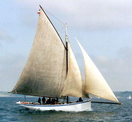 Reder Mor, Volker Gries, Sail Brest / Cutty Sark 2002 , 07/2002
