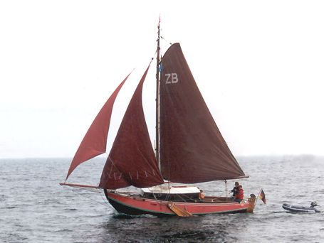 Vrouwe Maatje, Volker Gries, Hanse Sail Rostock 2002 , 08/2002