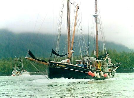 Providence, Peter-Thor Watson, Prince Rupert, British Columbia, Canada , 02/2000