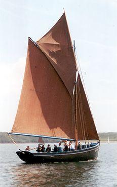 Bergère de Domrémy BR5929, Volker Gries, Sail Brest / Cutty Sark 2002 , 07/2002