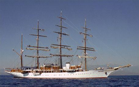 Sea Cloud, Claus Kisselmann, Fethiye Bay, Türkei , 10/2001