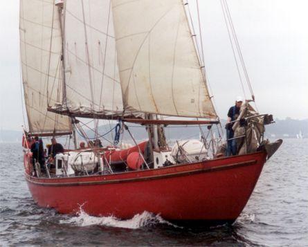 Hartlepool Renaissance, Volker Gries, Sail Brest / Cutty Sark 2002 , 07/2002