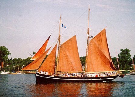 Solvang, Volker Stephan, Hanse Sail , k.A. / unknown