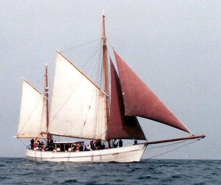 Arkona, Werner Jurkowski, Hanse Sail Rostock 2002 , 08/2002
