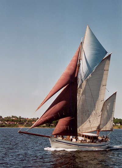 Arkona, Volker Gries, Rum-Regatta 2003 , 05/2003