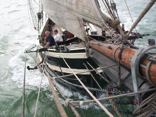 Etoile de France, François Longuet, Atlantic Ocean , 2006