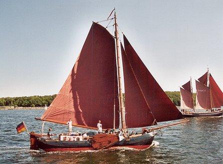 Hoop op Welvaart, Volker Gries, Rum-Regatta 2003 , 05/2003