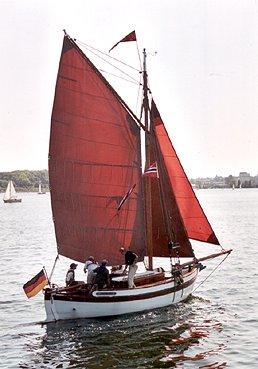 Henriette, Volker Gries, Rum-Regatta 2003 , 05/2003