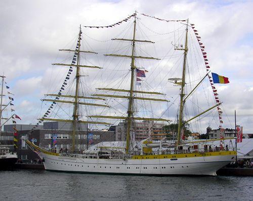 Mircea, Heinz Janssen, Sail Bremerhaven 2005 , 08/2005