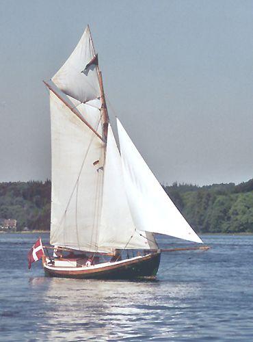Tora II, Volker Gries, Rum-Regatta 2003 , 05/2003