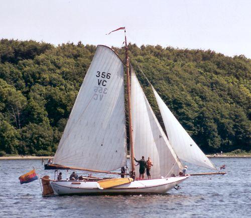 Johanna von Amrum, Volker Gries, Rum-Regatta 2003 , 05/2003