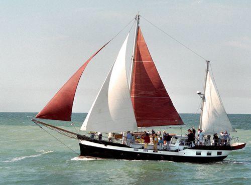 Santa Mishell, Volker Gries, Hanse Sail Rostock 1998 , 08/1998