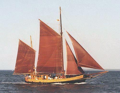 Victoria, Werner Jurkowski, Hanse Sail Rostock 2004 , 08/2004