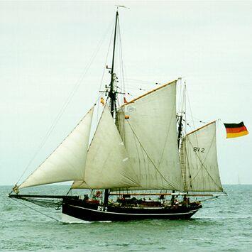 Vegesack BV2, Volker Gries, Hanse Sail Rostock 1998 , 08/1998