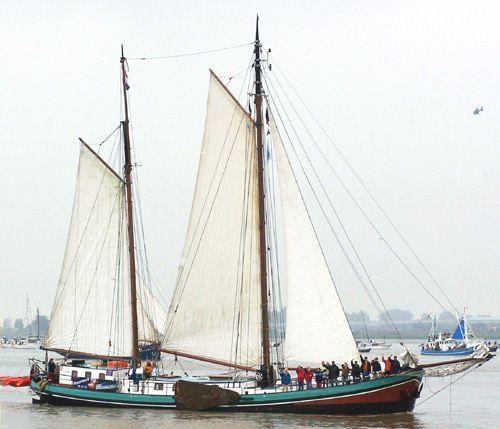 De Eenhorn, Thomas Albert, Sail Bremerhaven 2005 , 08/2005
