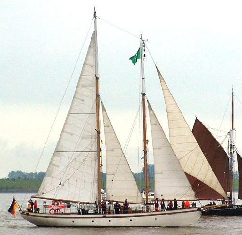 Ella, Thomas Albert, Sail Bremerhaven 2005 , 08/2005