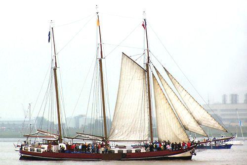Frisius van Adel, Thomas Albert, Sail Bremerhaven 2005 , 08/2005