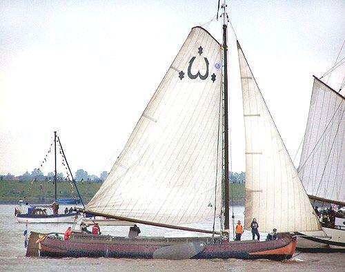 Het Leven, Thomas Albert, Sail Bremerhaven 2005 , 08/2005
