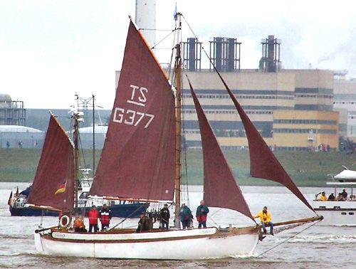 Kathrin, Thomas Albert, Sail Bremerhaven 2005 , 08/2005
