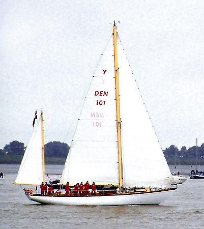 Svanen, Thomas Albert, Sail Bremerhaven 2005 , 08/2005