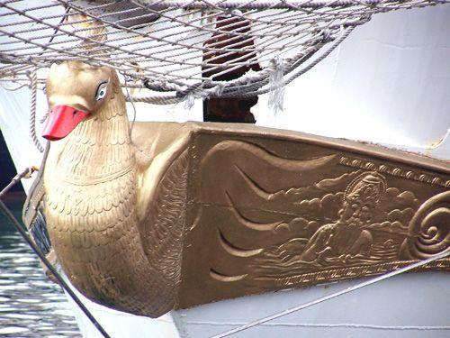 Tarangini, Thomas Albert, Sail Bremerhaven 2005 , 08/2005