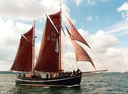 Birgitte, Volker Gries, Hafenfestival Lübeck 2001 , 09/2001