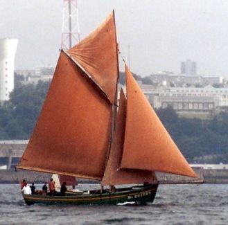 Sav Heol BR267625, Volker Gries, Sail Brest / Cutty Sark 2002 , 07/2002