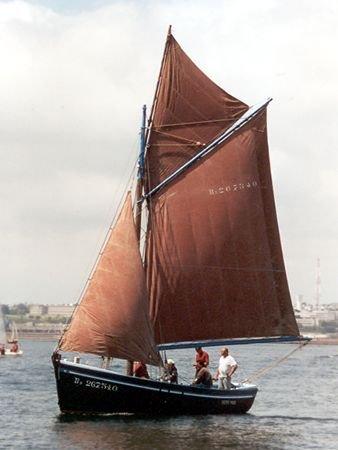 Dizro Mad BR267540, Volker Gries, Sail Brest / Cutty Sark 2002 , 07/2002