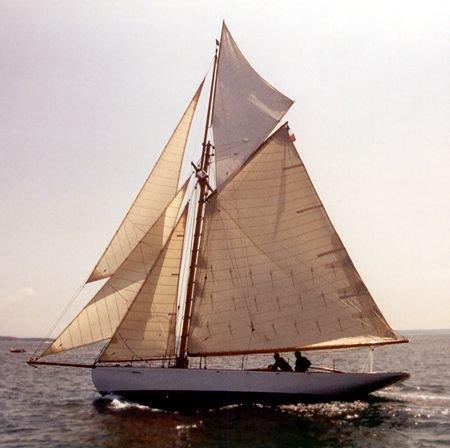 Lady-Maud, Volker Gries, Sail Brest / Cutty Sark 2002 , 07/2002