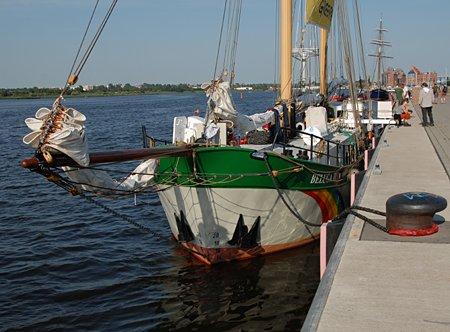 Beluga II, Volker Gries, Rostock , 06/2007