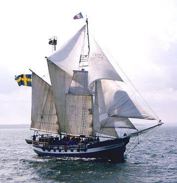 Baltic Beauty, Volker Gries, Hanse Sail Rostock 2000 , 08/2000