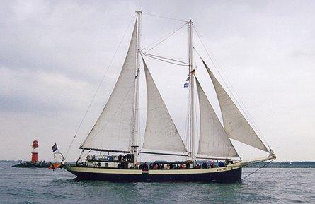 Oban, Volker Gries, Hanse Sail Rostock 1999 , 08/1999