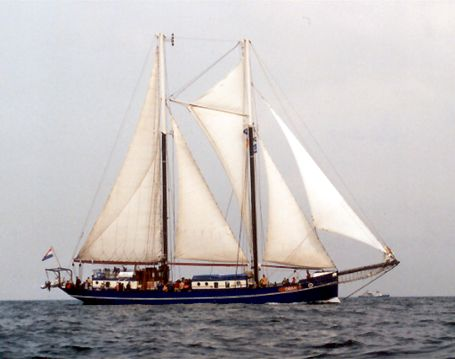 Oban, Werner Jurkowski, Hanse Sail Rostock 2002 , 08/2002