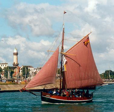 Ellen, Volker Gries, Hanse Sail Rostock 2001 , 08/2001