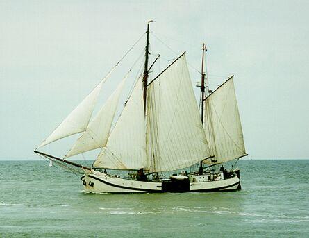 Engelina, Volker Gries, Hanse Sail Rostock 1998 , 08/1998