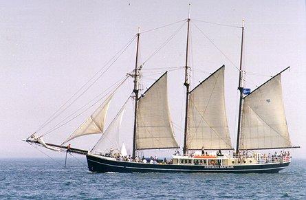Hendrika Bartelds, Volker Gries, Hanse Sail Rostock 1999 , 08/1999