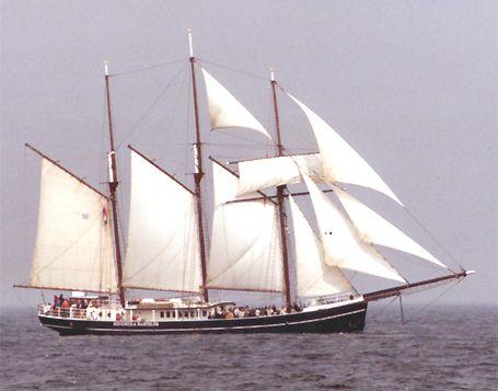 Hendrika Bartelds, Volker Gries, Hanse Sail Rostock 2002 , 08/2002