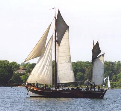 Maria af von Hoff, Volker Gries, Rum-Regatta 2000 , 06/2000