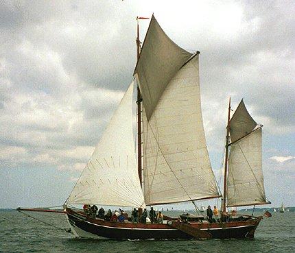 Maria af von Hoff, Gerd Krahmann, Rum-Regatta , k.A. / unknown