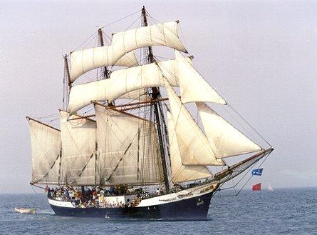 Fridtjof Nansen, Volker Gries, Hanse Sail Rostock 1999 , 08/1999