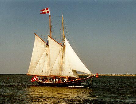 Nordboen, Volker Gries, Hanse Sail Rostock 1997 , 08/1997