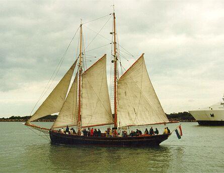 Nordboen, Volker Gries, Hanse Sail Rostock 1998 , 08/1998