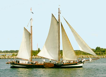 Pegasus, Volker Gries, Hanse Sail Rostock 2000 , 08/2000