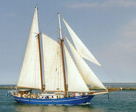 Stortemelk, Volker Gries, Hanse Sail Rostock 2000 , 08/2000