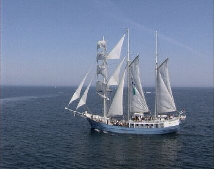 Thalassa, Volker Gries, Hanse Sail Rostock 1997 , 08/1997