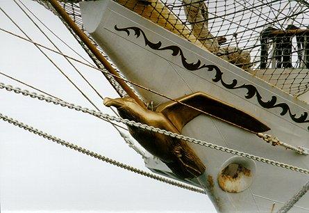 Khersones, Volker Gries, Hanse Sail Rostock 1999 , 08/1999