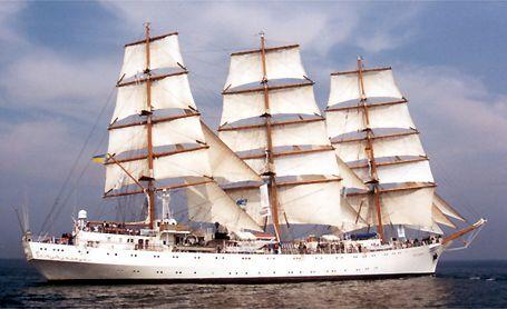 Khersones, Volker Gries, Hanse Sail Rostock 2002 , 08/2002
