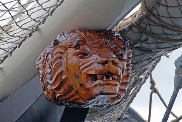 Gulden Leeuw, Volker Gries, Tall Ships Race 2012, Saint-Malo, FRA , 07/2012