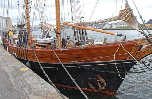 Johanna Lucretia, Volker Gries, Tall Ships Race 2012, Saint-Malo, FRA , 07/2012